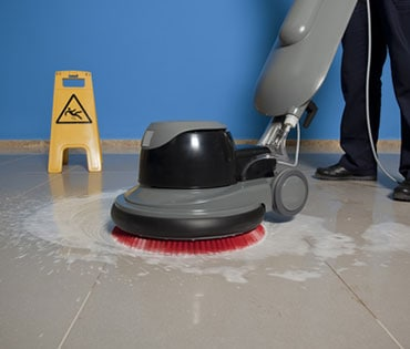 Tile & Grout Line Cleaning